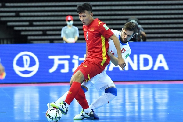 ĐT futsal Việt Nam có bao nhiêu cơ hội chọc thủng lưới ĐT Nga?