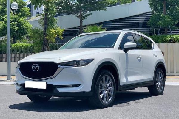 """Bất ngờ chi phí thực tế """"nuôi"""" Mazda CX-5 2021"""