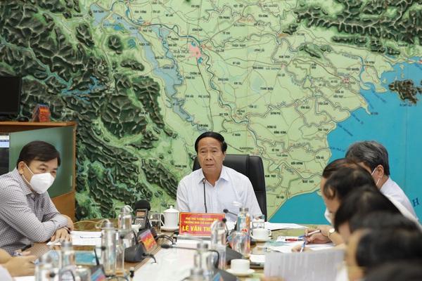29 huyện có nguy cơ lũ quét, sạt lở đất do ảnh hưởng bão số 6, Phó Thủ tướng chỉ đạo khẩn
