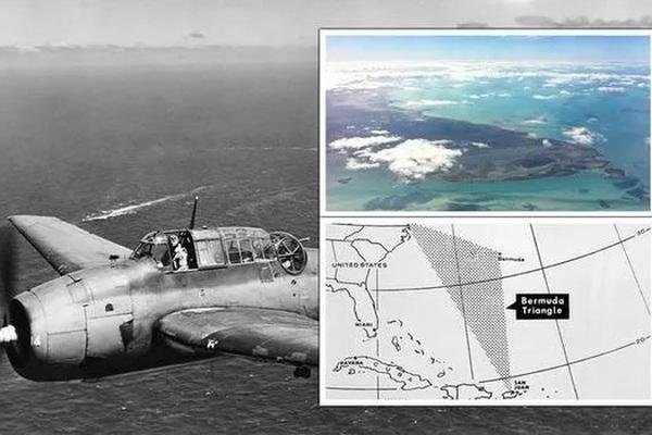 Bức điện kỳ lạ của phi công máy bay mất tích ở Tam giác quỷ Bermuda