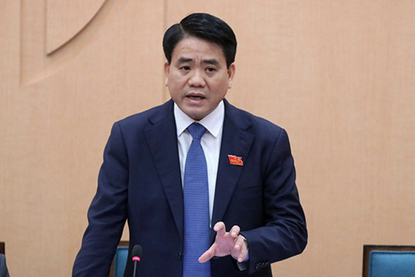 Vụ Redoxy 3C: Vợ ông Nguyễn Đức Chung giả hồ sơ, giả cả chữ ký của con trai