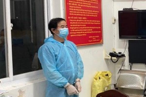 Bắt tạm giam đối tượng trốn từ TP.HCM về Vũng Tàu làm lây lan dịch bệnh