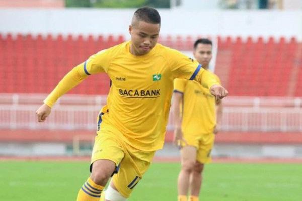 Rời SLNA, Cao Xuân Thắng gia nhập Hà Nội FC?