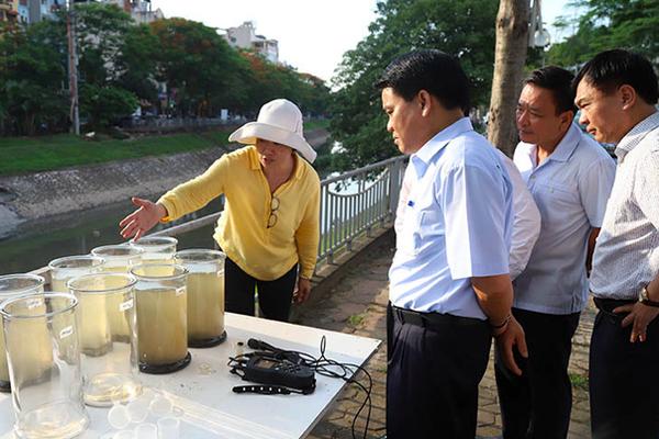 Truy tố ông Nguyễn Đức Chung và đồng phạm vụ Redoxy 3C: Chất lượng không đúng như công bố trên nhãn