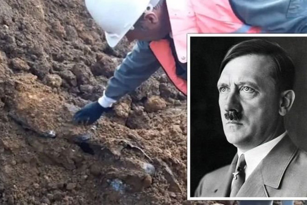 """Các nhà khảo cổ tìm thấy """"siêu vũ khí"""" của Hitler được chôn cách đây 77 năm"""