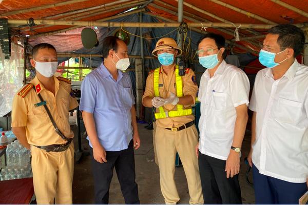 Nam Định, Hải Phòng kiểm soát người dân đi lại thế nào?