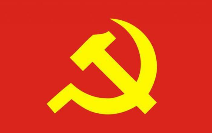 Biểu tượng búa liềm của Đảng Cộng sản có từ khi nào?