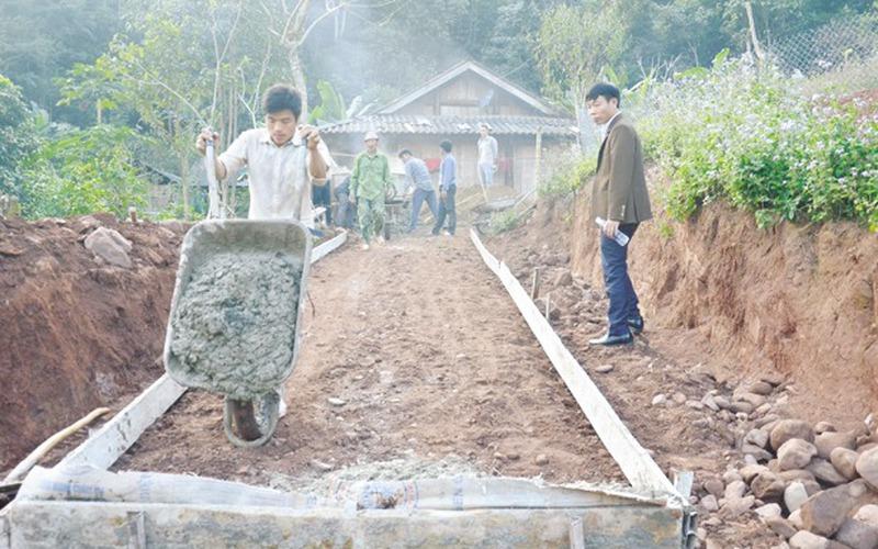 Giảm nghèo ở huyện biên giới Nậm Pồ