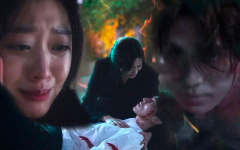 """""""Bạn trai tôi là hồ ly"""" ngày càng gay cấn, Lee Dong Wook suýt chết vì tình, rating lại quay đầu giảm ngược"""