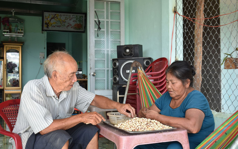 Xã biên giới Tân Hà là ở tỉnh nào mà chỉ còn... 1 hộ nghèo?
