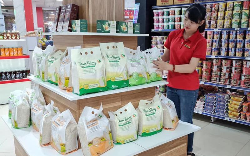Điện Biên: Đưa sản phẩm OCOP vào siêu thị
