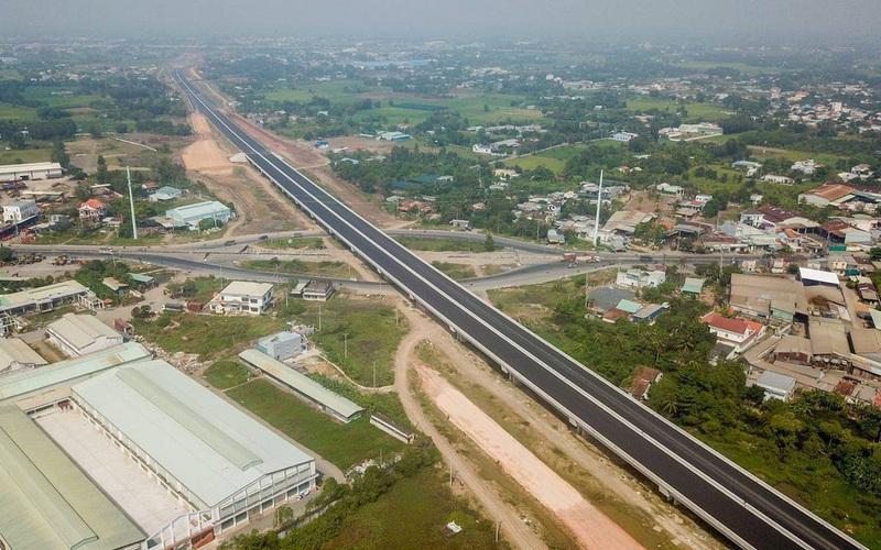 Đồng Nai tạm ứng vốn để triển khai nhanh dự án cao tốc Bến Lức – Long Thành