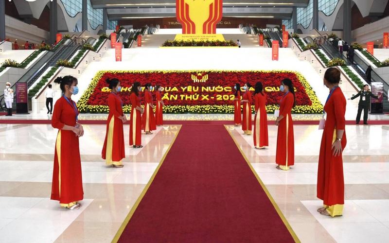 [TRỰC TIẾP] Khai mạc Đại hội Thi đua yêu nước toàn quốc lần thứ X | Dân Việt TV