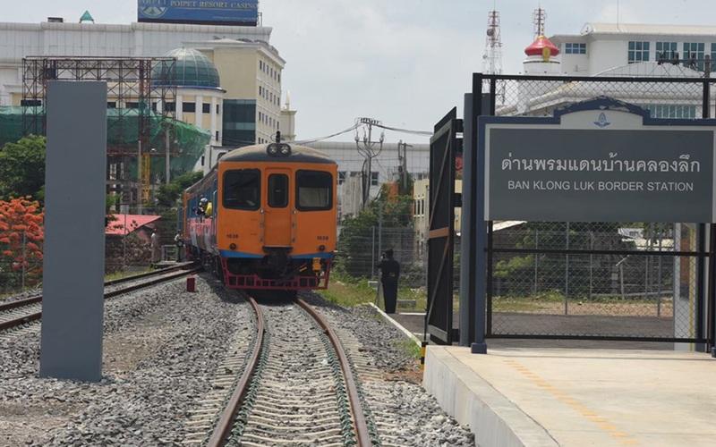 ASEAN thúc đẩy kết nối đường sắt