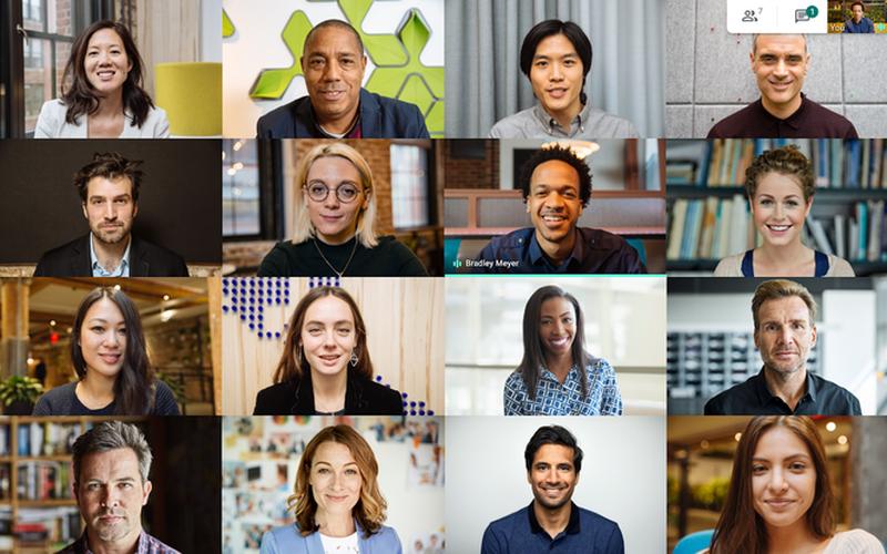 Cuộc đua gọi nhóm trực tuyến: Google Meet miễn phí đến tháng 9/2020