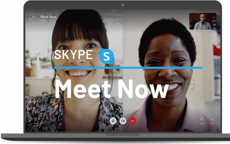 Skype đấu với Zoom về tính năng họp trực tuyến