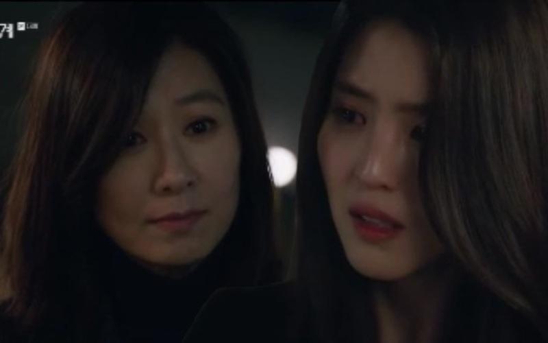 """""""Thế giới hôn nhân"""" tập 14: Sun Woo hé lộ bí mật với chồng cũ, """"dằn mặt"""" người thứ 3"""