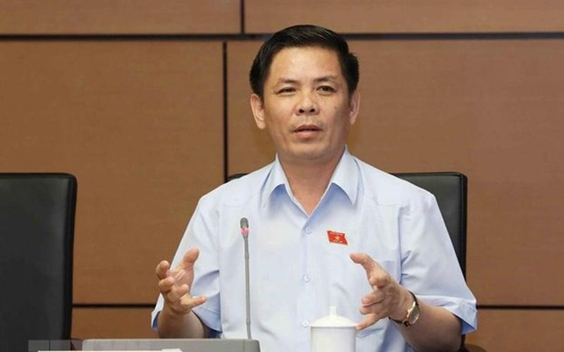 Bộ trưởng GTVT Nguyễn Văn Thể nói gì về vụ máy bay Vietjet trượt khỏi đường băng?