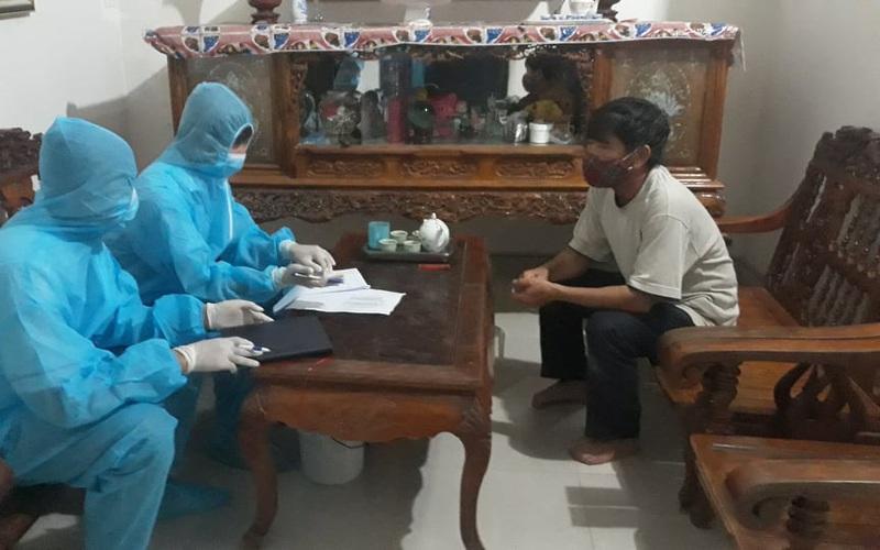 Nghệ An: Cách ly tập trung 21 trường hợp tiếp xúc với bệnh nhân 435