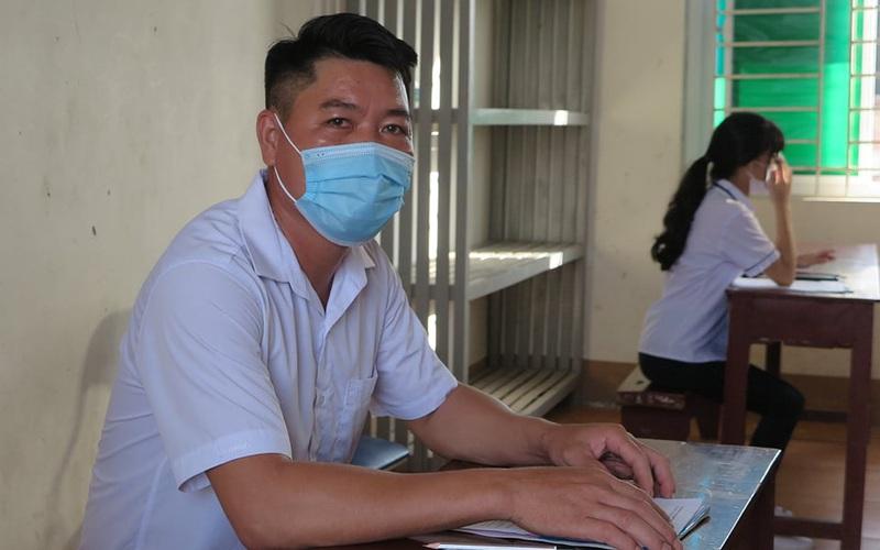 Phú Thọ: Cán bộ xã 41 tuổi tham gia thi tốt nghiệp THPT 2020
