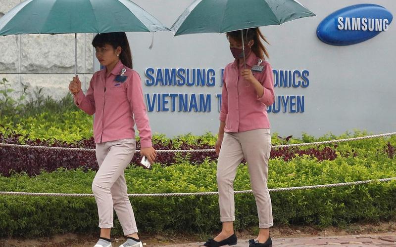 Samsung có thể chuyển một phần sản xuất smartphone từ Việt Nam sang Ấn Độ