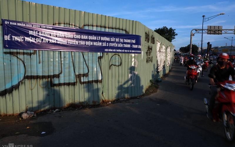 Huỷ vay ADB 390 triệu USD làm metro Bến Thành - Tham Lương