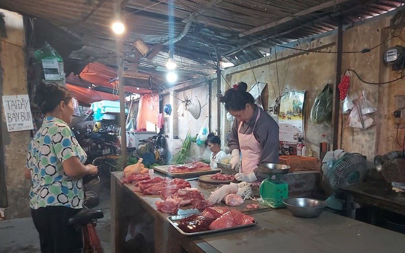 Thay đổi thói quen sử dụng thịt lợn: Tăng giết mổ hiện đại đảm bảo an toàn thực phẩm