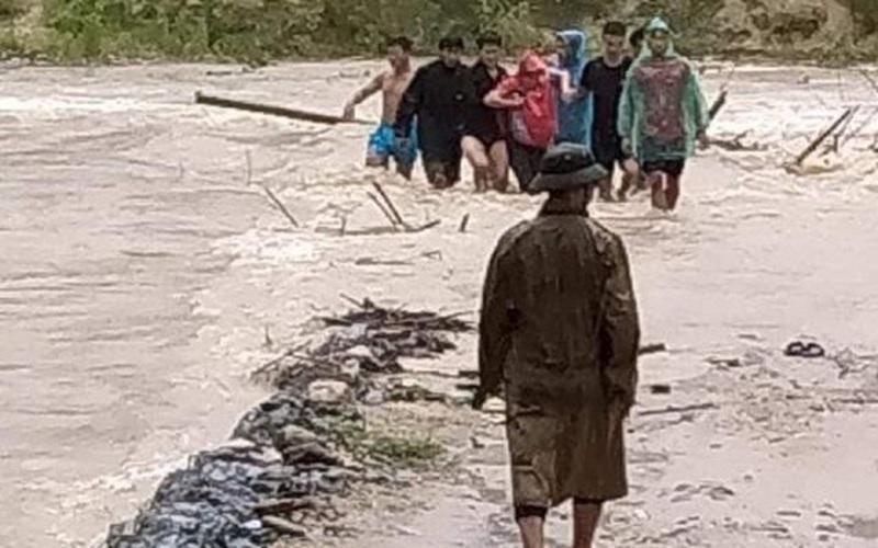 Thanh Hóa: Các xã miền núi Quan Sơn đã hết cô lập