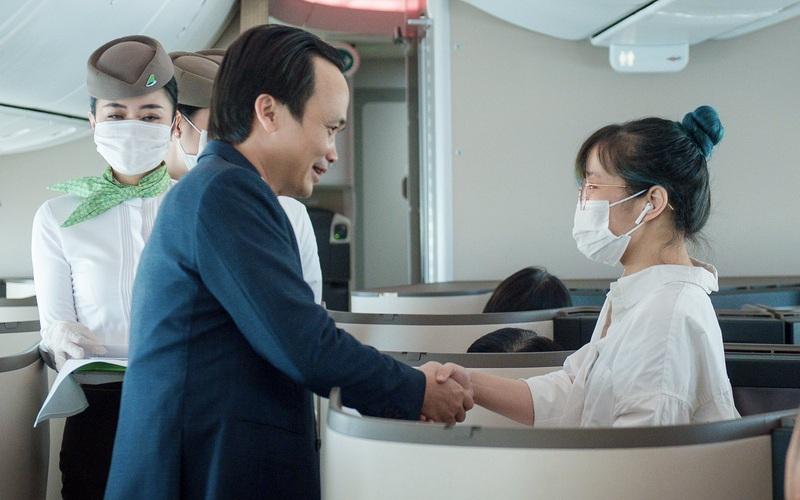 Bamboo Airways của ông Trịnh Văn Quyết chuẩn bị vận chuyển Vaccine Covid-19