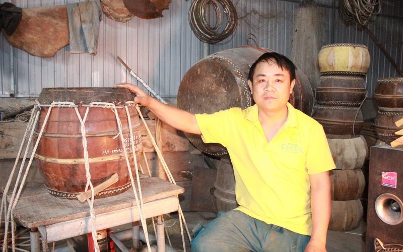 """Ở Hà Tĩnh, có ngôi làng ầm ĩ nhất, tất cả nhân lực đều mang họ """"Bùi"""" đang tối ngày làm nghề này kiếm sống"""