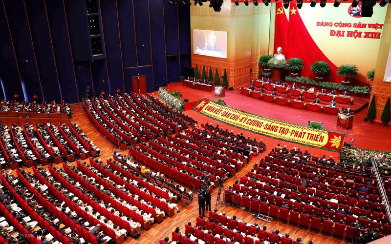 Hôm nay, Đại hội XIII thảo luận các văn kiện đại hội