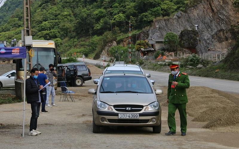 Hoà Bình: Tạm dừng hoạt động vận tải hành khách đi tỉnh Hải Dương, Quảng Ninh và ngược lại