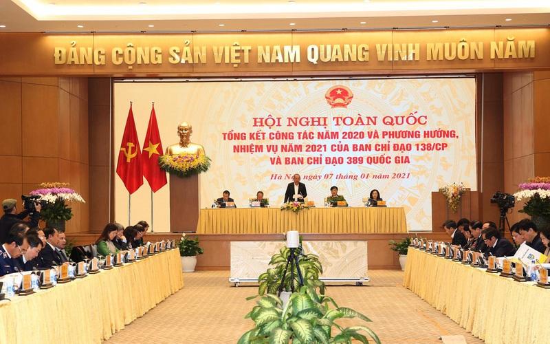 """Thượng tướng Lê Quý Vương: Băng nhóm Phú Lê, Đường """"Nhuệ"""" hoạt động thời gian dài mới bị phát hiện"""