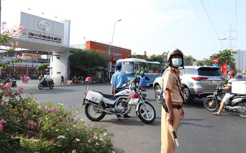 TP.HCM: Trong 7 ngày Tết,  xảy ra 24 vụ tai nạn khiến 5 người chết