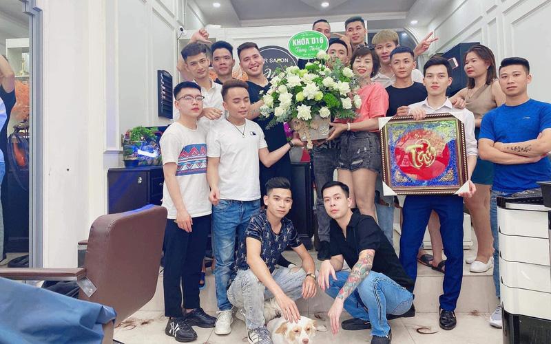 CEO Nguyễn Văn Dũng từ thợ tóc bén duyên với nghề giảng viên đào tạo ngành tóc