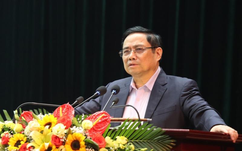 Ủy viên Bộ Chính trị Phạm Minh Chính: Sơn La biết biến khó thành dễ và không thể thành có thể...