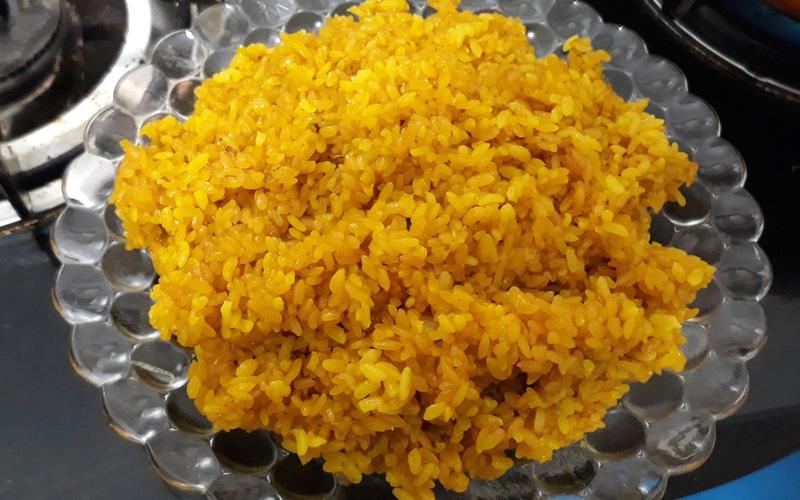Sơn La: Đem thứ hoa lạ này nhuộm gạo nếp, đồ ra thứ xôi vàng như nghệ, ăn ngon lại giải độc được cơ thể