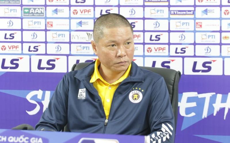 Hà Nội FC thắng 2 trận liên tiếp, HLV Chu Đình Nghiêm tiết lộ bí quyết