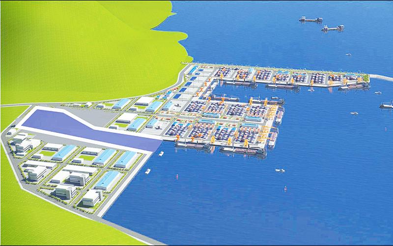 Đà Nẵng được Thủ tướng giao làm chủ quản dự án bến Cảng Liên Chiểu