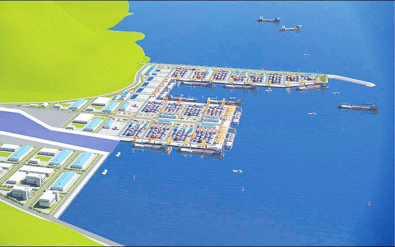 Thủ tướng phê duyệt chủ trương đầu tư xây dựng Bến cảng Liên Chiểu