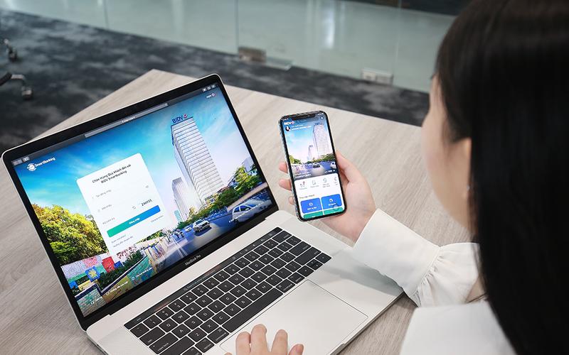 BIDV ra mắt SmartBanking thế hệ mới, khẳng định vị thế ngân hàng số dẫn đầu