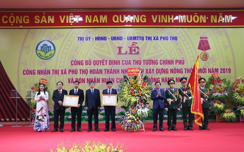 Phú Thọ: Huy động 2.800 tỷ đồng xây dựng nông thôn mới năm 2021