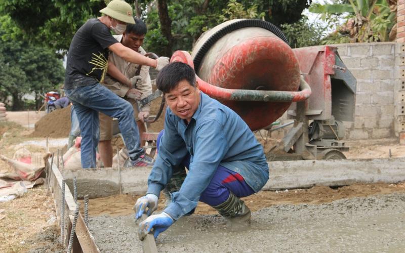 Mai Châu: Phát huy sức mạnh đoàn kết trong xây dựng nông thôn mới