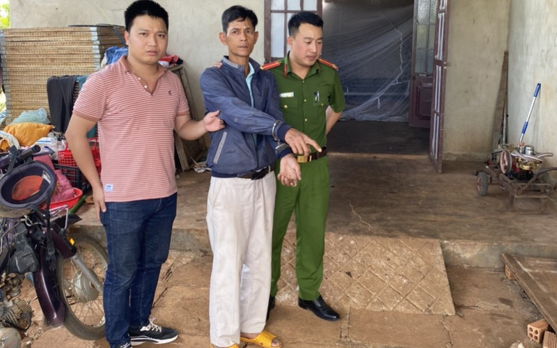 Lâm Đồng: Đã bắt được kẻ ăn trộm bao tiêu, bán bao tiêu ăn trộm của nhà ông nông dân giá 77.000 đồng/kg