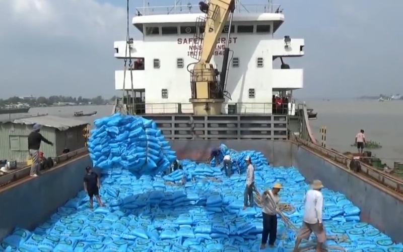 Nhu cầu thế giới tăng mạnh, gạo xuất khẩu của Việt Nam đạt giá cao nhất trong vòng 9 năm trở lại đây