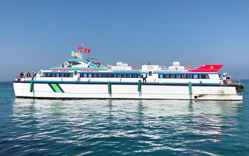 Lãnh đạo Đà Nẵng nói gì về tuyến đường thủy Đà Nẵng-Lý Sơn?