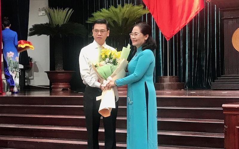 Chủ tịch UBND quận 1 được bầu làm Phó Chủ tịch HĐND TP.HCM