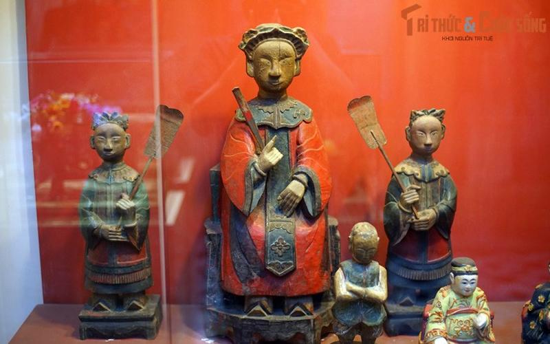 Linh Sơn Thánh Mẫu được thờ phụng ở Nam Bộ thực ra là ai?