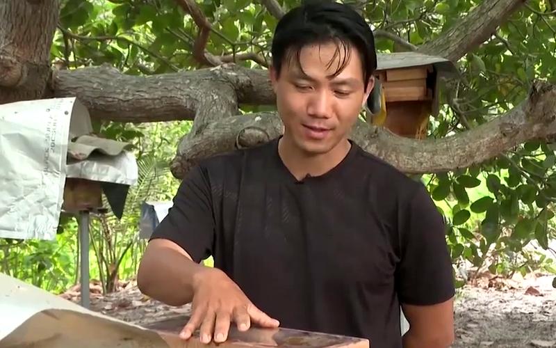 """Bà Rịa - Vũng Tàu: Nuôi loài côn trùng bé tí ở những cái tổ hình thù kỳ dị ví như """"kho báu"""" trong vườn"""