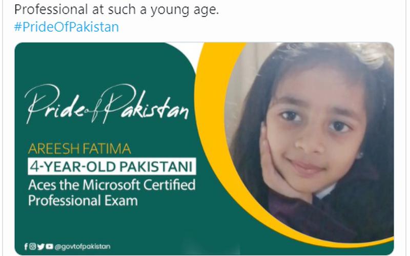Mới 4 tuổi, cô bé này đã lập kỷ lục thế giới về công nghệ thông tin